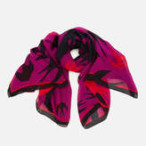 McQ Women's Swallow Swarm Scarf - Amp Pink