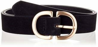 Pieces Women's PCJUVA Suede Jeans Belt NOOS