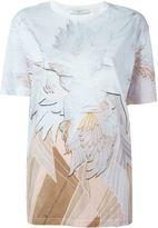 Givenchy wing print T-shirt