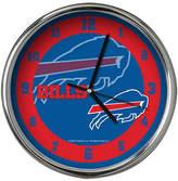 Memory Company Buffalo Bills Chrome Clock Ii