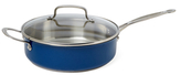 Cuisinart 4QT. Sautepan with Cover