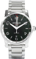 Montblanc 109135 Timewalker stainless steel watch
