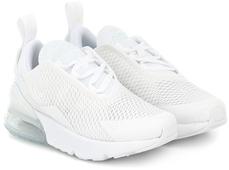 Nike Kids Air Max 270 mesh sneakers