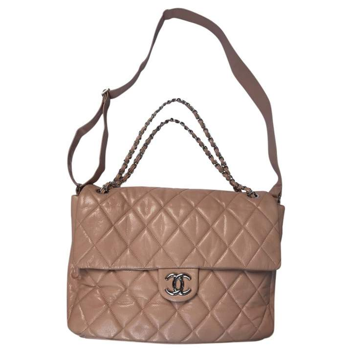 Chanel Timeless leather 24h bag