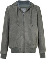 Michael Bastian hooded jacket