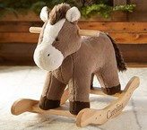Pottery Barn Kids Nursery Horse Rocker