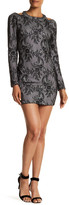 Plenty by Tracy Reese Lace Overlay Shift Dress