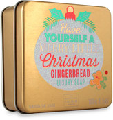 Scottish Fine Soaps Merry Little Christmas Soap In A Tin by 3.5oz Bar)