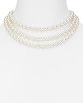 Nadri Multi Strand Necklace, 14