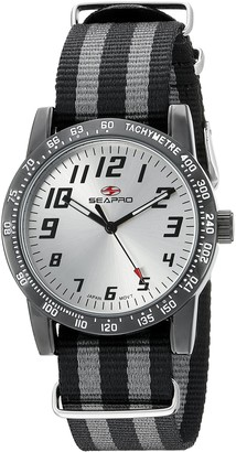 Seapro Women's SP5212NBK Analog Display Quartz Two Tone Watch