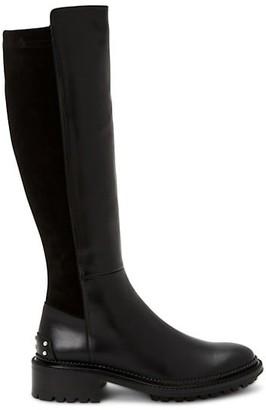 Aquatalia Omara Knee-High Leather Boots
