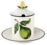 Tiffany & Co. Este Ceramiche Jam Jar & Saucer