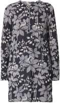 Vero Moda **Vero Moda Floral Zip Detail Tunic