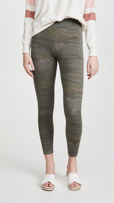 Z Supply Camo Mod Leggings