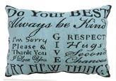 B. Smith Park ''Do Your Best'' Throw Pillow