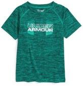 Under Armour Big Logo HeatGear ® T-Shirt (Toddler Boys & Little Boys)