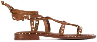 Ash Princess rockstud gladiator sandals