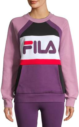 Fila Emi Cotton-Blend Sweatshirt