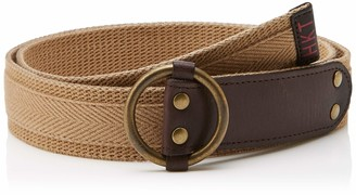 HKT by Hackett London Men's Hkt Washed Canvas Belt