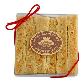 Mary Macleod'S Shortbread Butterscotch Bars