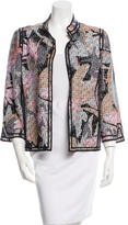 Missoni Patterned Lightweight Jacket