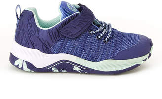 Jambu Boys' Sneakers BLUE - Blue & White Talon Running Shoe - Boys