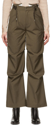 ANDERSSON BELL Khaki Karin Trousers