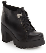 Shellys London Kole Platform Leather Boot