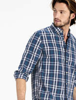 Lucky Brand Plaid One Pocket Shirt