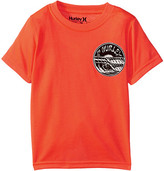 Hurley Double Barrel Tee (Little Kids)