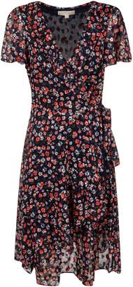 Michael Kors Floral Print Dress