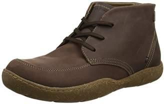 Hush Puppies Men's Finnian Sway Boots, (Dark Brown), 45 EU