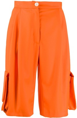 Natasha Zinko Pocket Detail Shorts