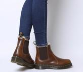 Dr. Martens Leonore Boots Butterscotch Orleans