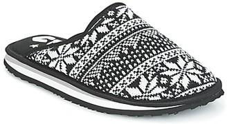 Cool shoe HOME women's Flip flops in Black