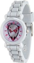 Marvel Guardian Of The Galaxy Boys Gray Strap Watch-Wma000147