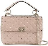 Valentino Garavani Valentino Rockstud Spike crossbody bag - women - Leather - One Size