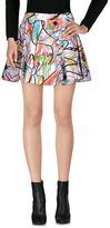 Jeremy Scott Mini skirt