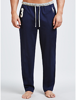 Polo Ralph Lauren No.3 Jersey Lounge Pants, Navy/blue