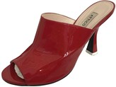 ATTICO Red Patent leather Sandals