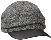 Nautica Women's Knit Captain's Brim Hat