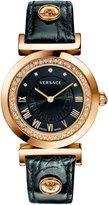 Versace Women's P5Q84SD009 S009 Vanity Analog Display Swiss Quartz Watch