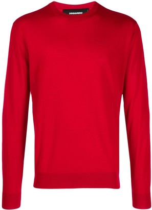 DSQUARED2 slim-fit jumper