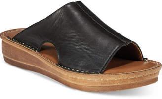 Bella Vita Mae-Italy Slide Sandals Women Shoes