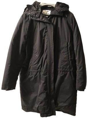 Acne Studios Black Coat for Women
