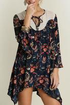 Umgee USA Floral Lace Dress