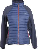 Columbia FLASH FORWARD HYBRID Down jacket bluebell/nocturnal