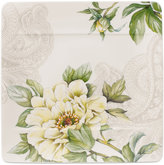 Villeroy & Boch Quinsai Garden Collection Peony Square Salad Plate