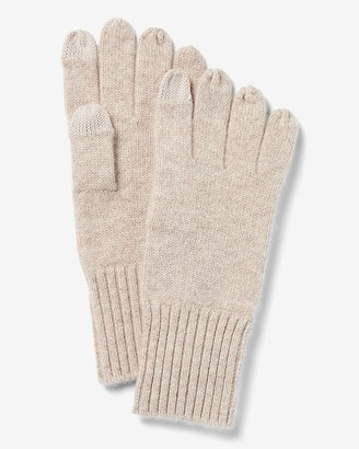 Express X You Cashmere Gloves