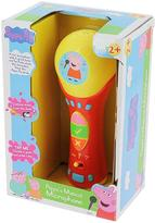 Peppa Pig Musical Microphone